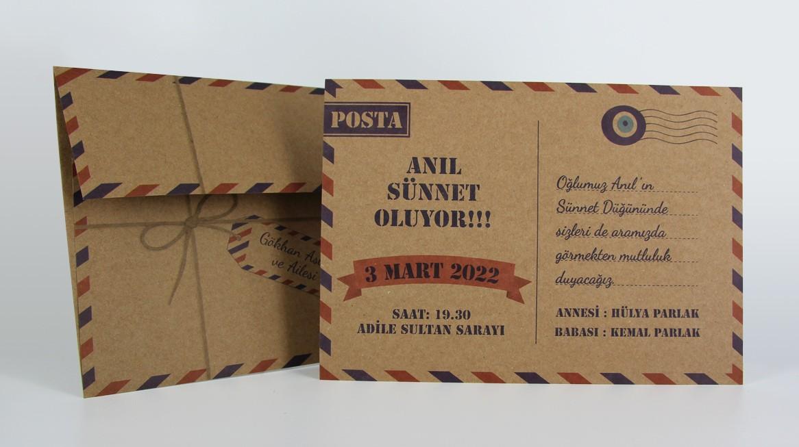 Einladungskarte 80953